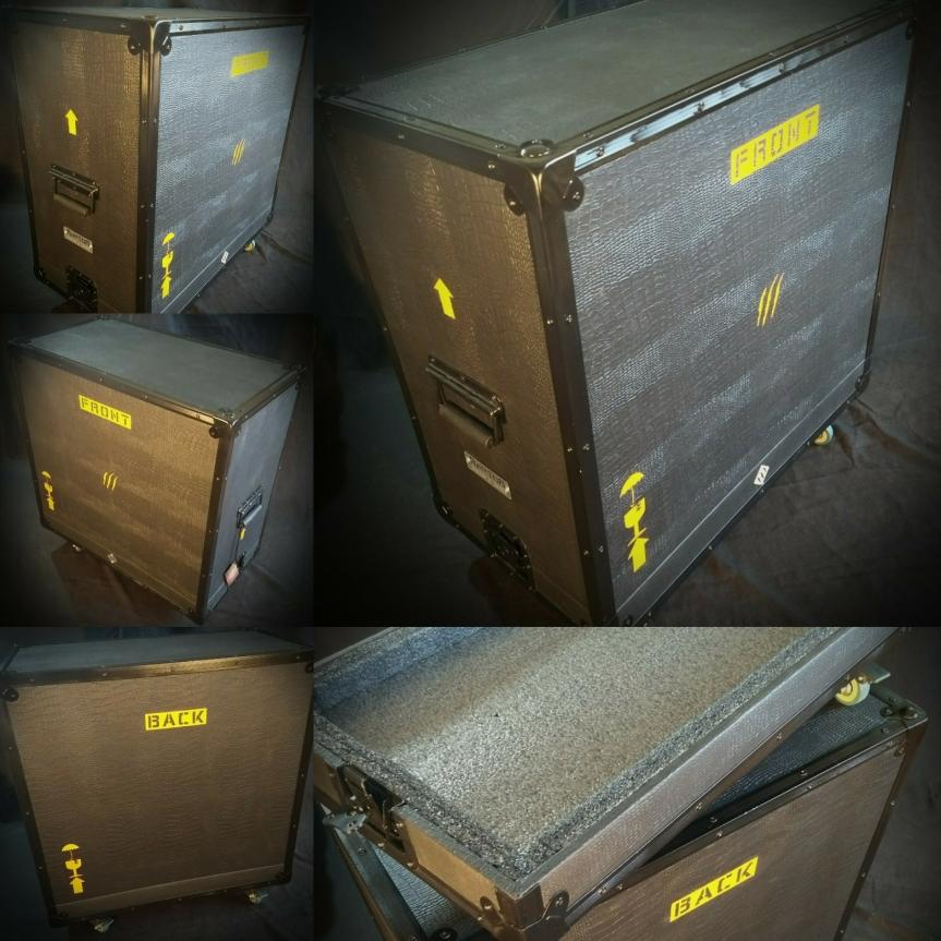 Case para amplificador líneablack