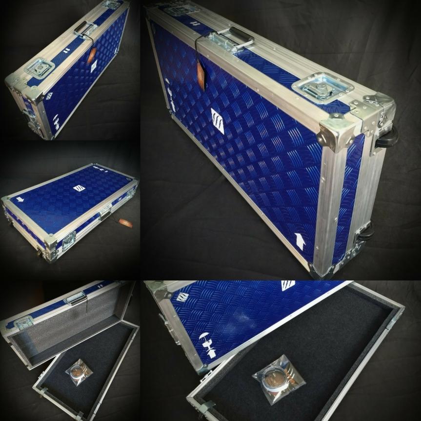 Anvil pedalboard azulprofesional