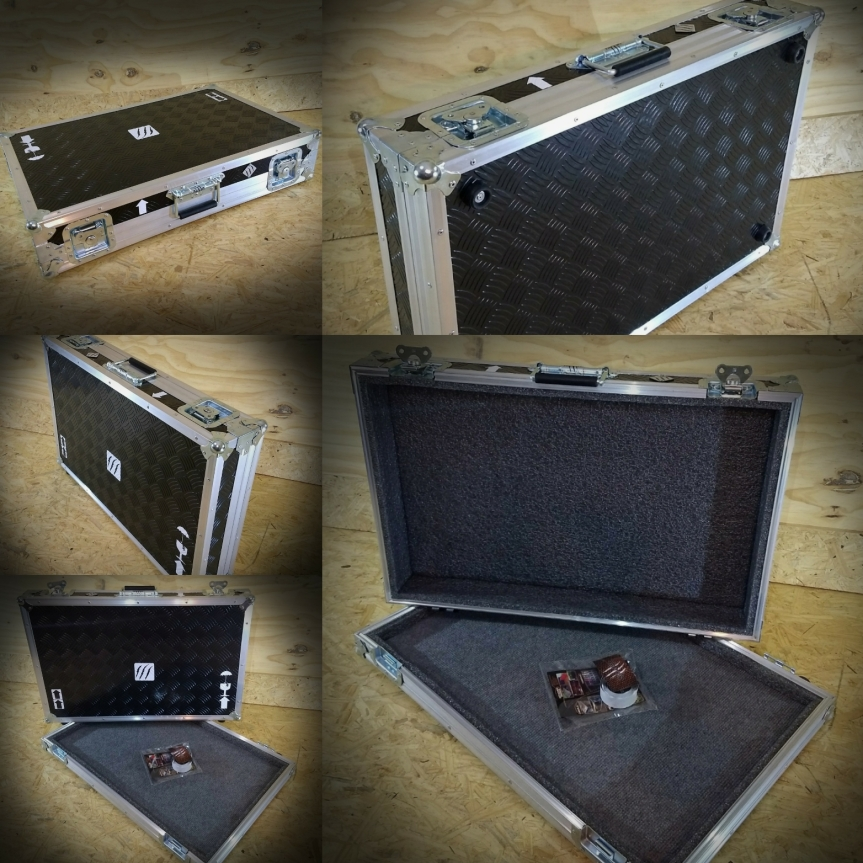 Anvil profesional o flightcase para set en vivo