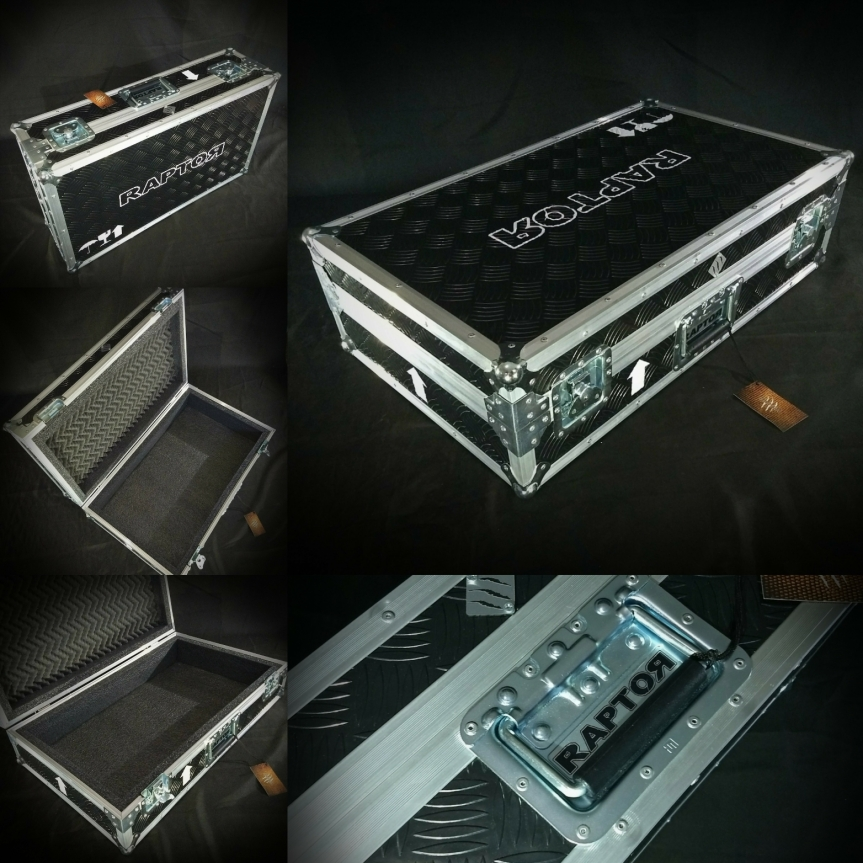 Anvil o flightcase para guardados varios