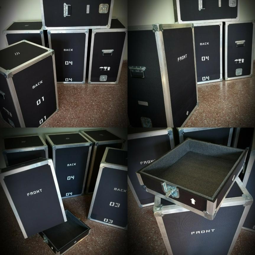 Anvils para cajas deaudio