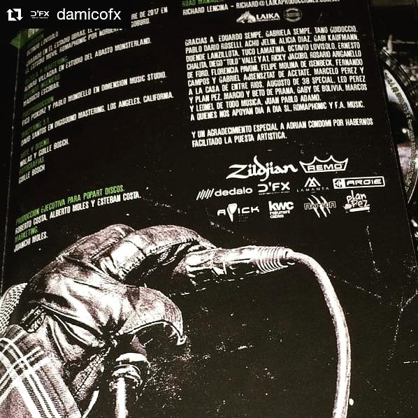 Participación de la marca en el nuevo DVD deMassacre