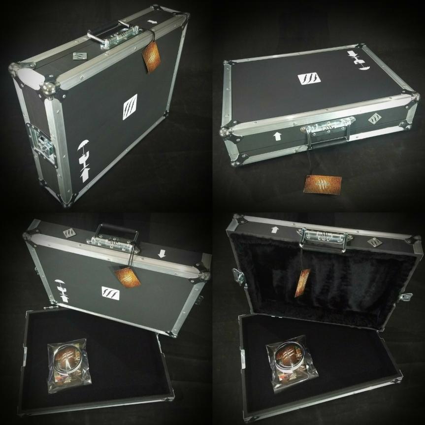 Mini-pedalboard