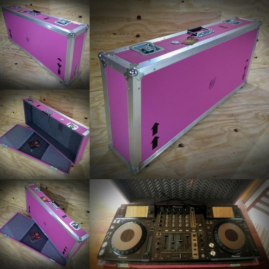 case-anvil-pink-pioneer-pionner-denon-neumark
