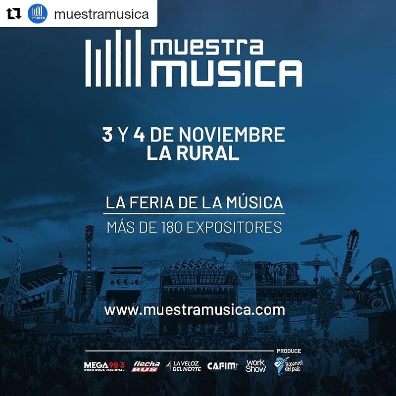 Expo Muestra Música 2018 en larural