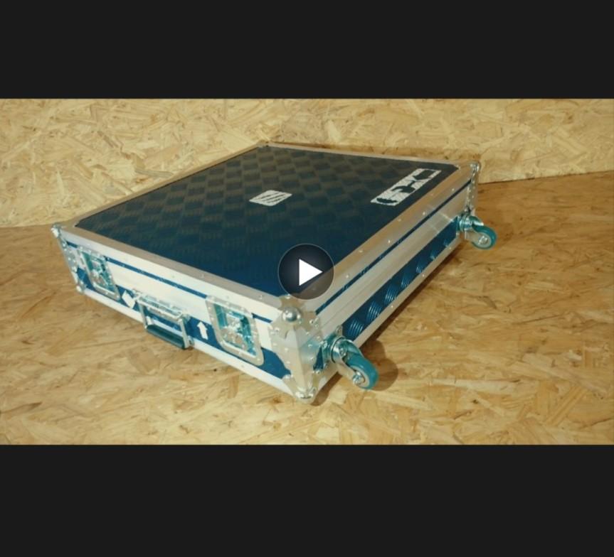 Estuche para platillos de batería – Anvil depercusión