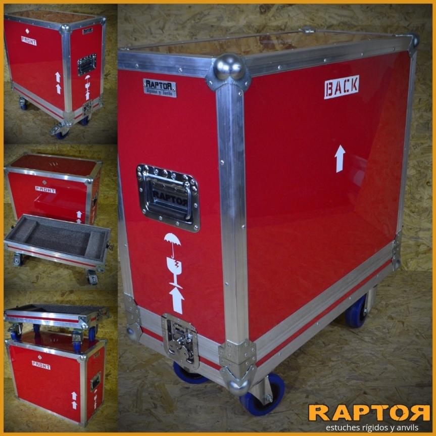Anvil para caja de sonido. Amplificador. Combo.Sonido