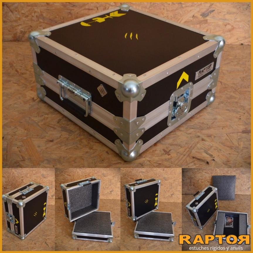 Maletin para octapad o bateríaeléctrica