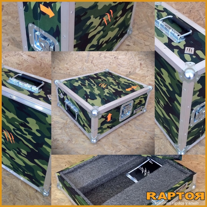 Maletin para octapad estuche para bateríaeléctrica