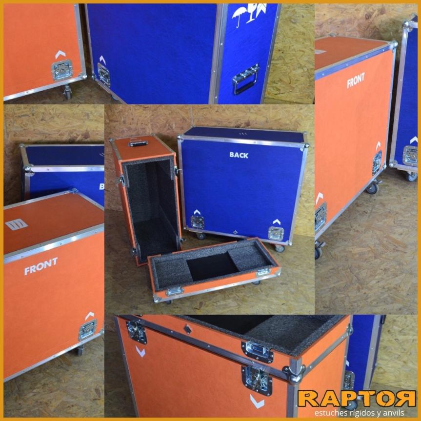 Estuches para amplificador – capuchón paracombo